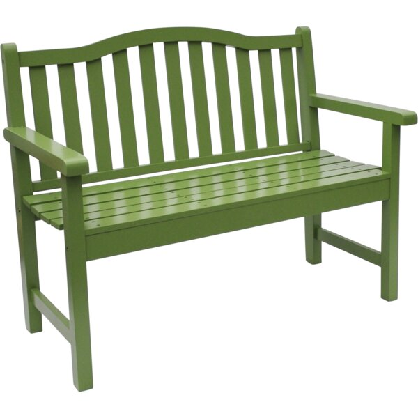 Embry Garden Bench by Andover Mills