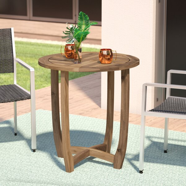 Marvin Bistro Table by Latitude Run