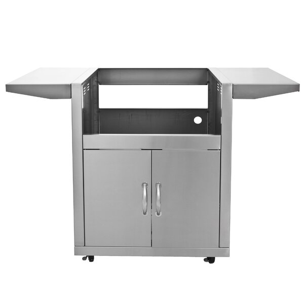 25 Grill Cart for 3-Burner Gas Grill by Blaze Grills