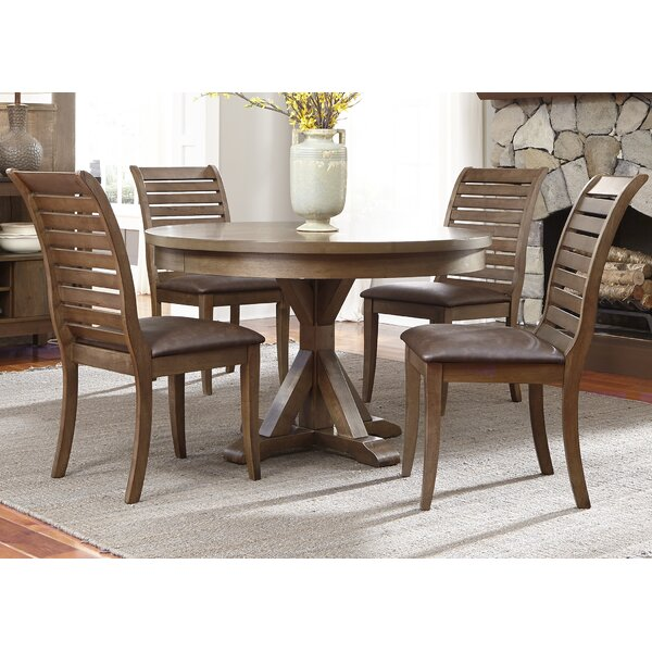 Carolyn Upholstered Dining Chair (Set of 2) by Gracie Oaks