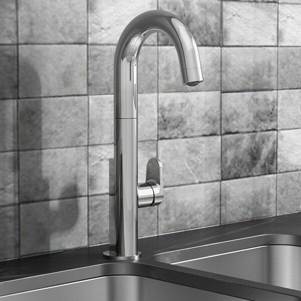 Beale Pull Down Bar Faucet with Re-Trax and Dock-T