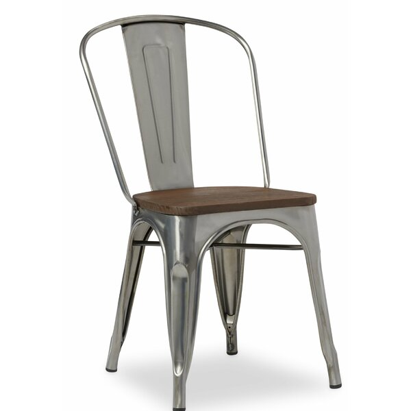 Woody Dining Chair (Set of 2) by Williston Forge