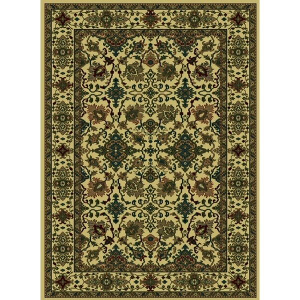Lavaca Ivory Area Rug by Charlton Home