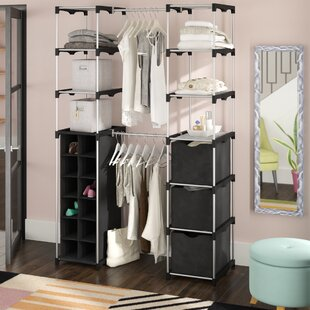 Look for 52W Closet System By Rebrilliant