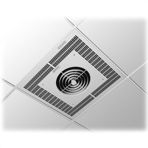 Commercial 10,200 BTU Ceiling Mounted Electric Fan Wall Insert Heater by TPI