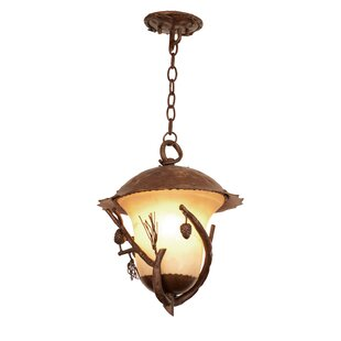 Reviews Ponderosa 3-Light Outdoor Pendant By Kalco