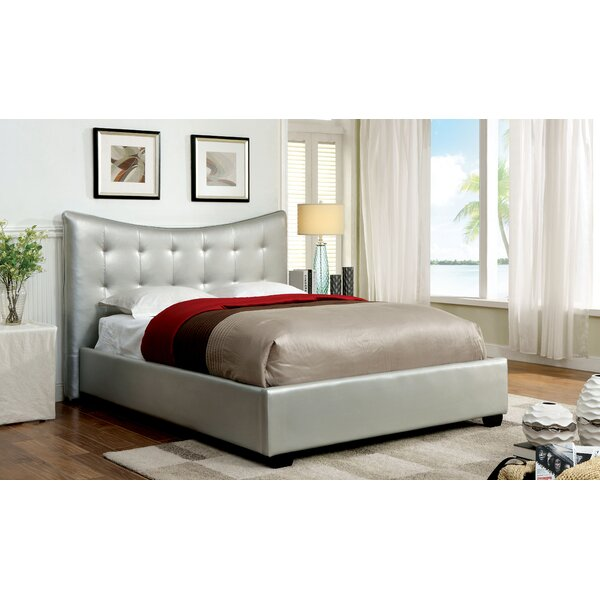 Thalia Upholstered Platform Bed by Hokku Designs