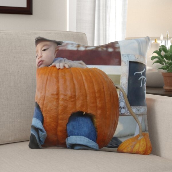 Wyckoff Halloween Indoor/Outdoor Throw Pillow
