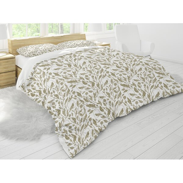 Yves BROWN Comforter Set By Rosalind Wheeler