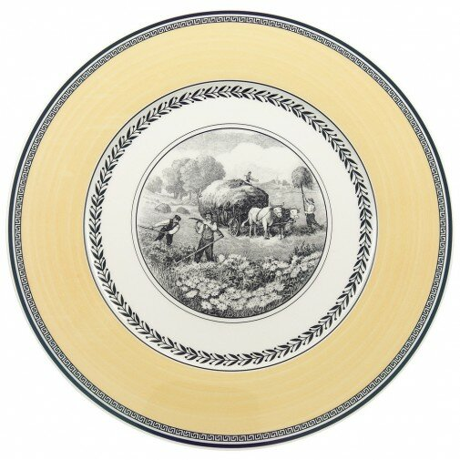 Audun 12 Ferme Buffet Plate by Villeroy & Boch