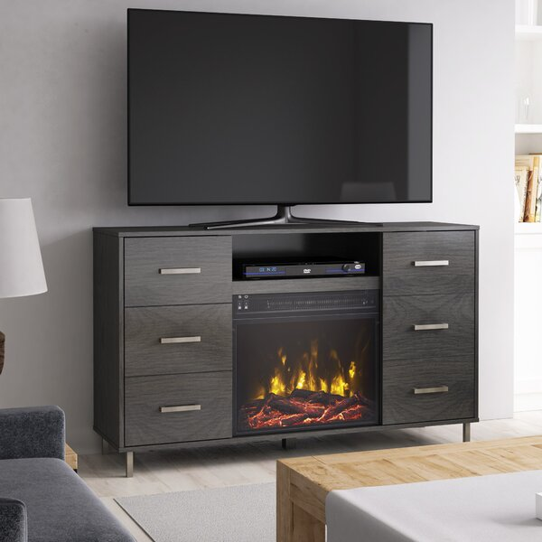 Tessio TV Stand For TVs Up To 65