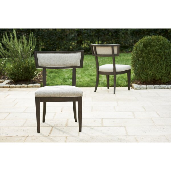 Longe Solid Wood Dining Chair (Set of 2) by Rosdorf Park Rosdorf Park