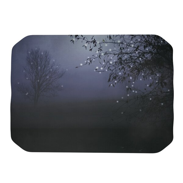 Song of The Nightbird Placemat by KESS InHouse