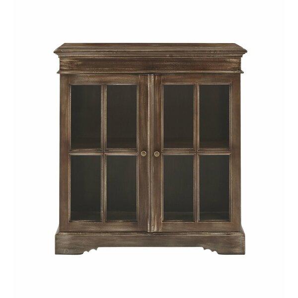 Bookcase 2-door Cabinet By Red Barrel Studio