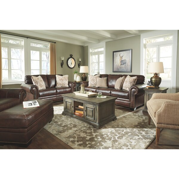 Roleson 4 Piece Configurable Living Room Set by Alcott Hill