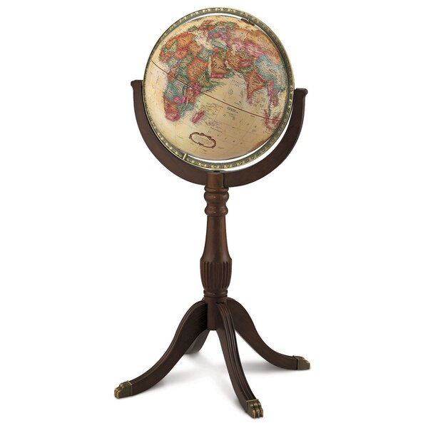 Sherbrooke II World Globe by Replogle Globes