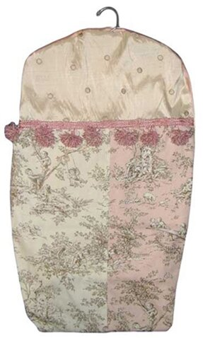 Madison Diaper Stacker by Glenna Jean