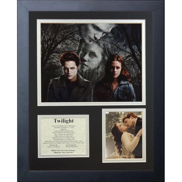 Twilight Framed Photographic Print by Legends Never Die