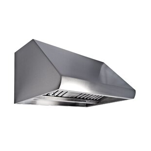 48 1000 CFM Ducted Wall Mount Range Hood