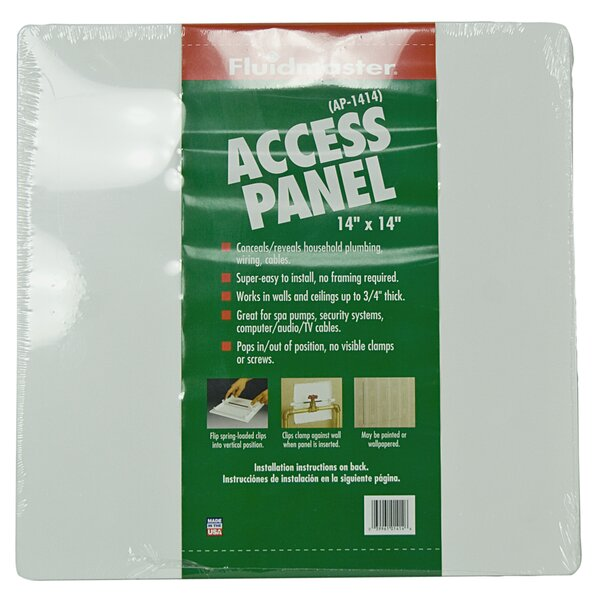 Access Panel by Fluidmaster