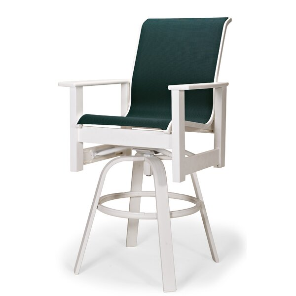 Leeward 30 Patio Bar Stool by Telescope Casual