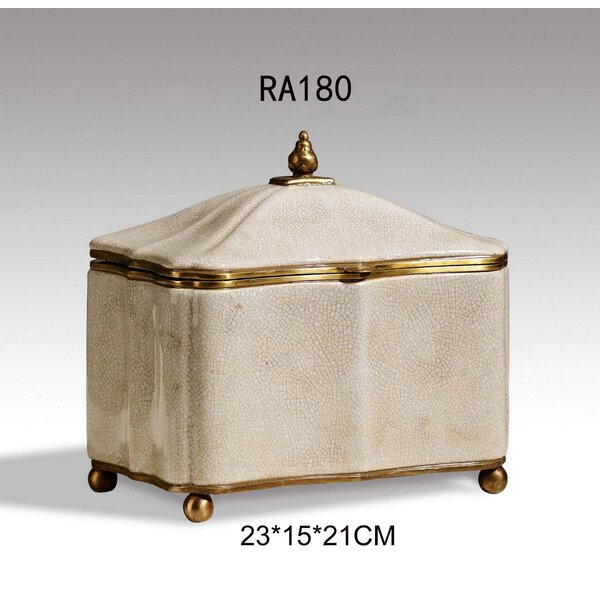 Classical Decorative Box by Westmen Lights