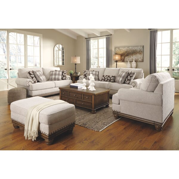 Guttenberg Configurable Living Room Set by Darby Home Co