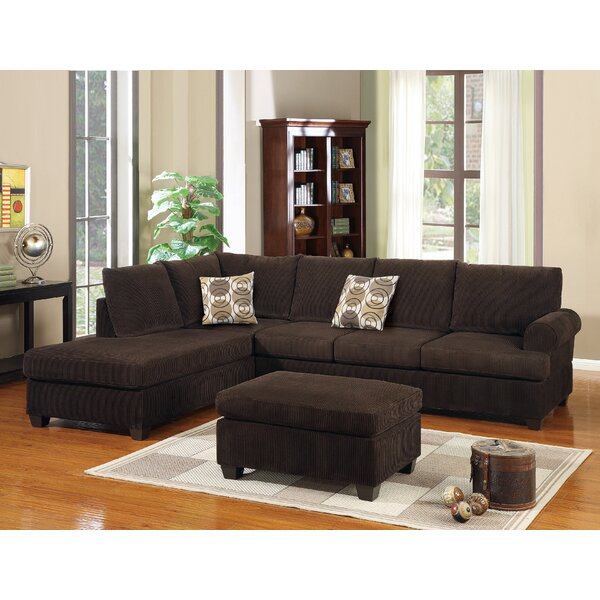 Bolz Reversible Sectional by Latitude Run