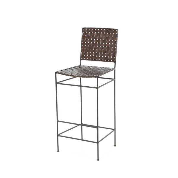 Alessandro 30 Bar Stool by Mistana