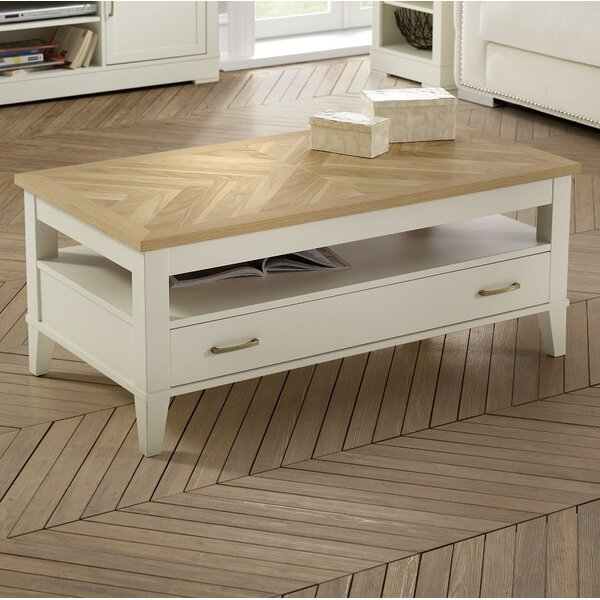 Lau Lift Top Coffee Table by Gracie Oaks