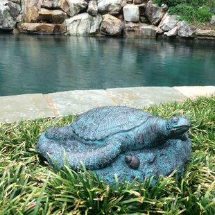 Hewett Sea Turtle Coastal Statue