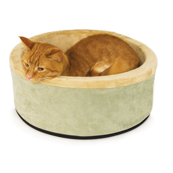 Thermo-Kitty Nest Dog Bed by K&H Manufacturing