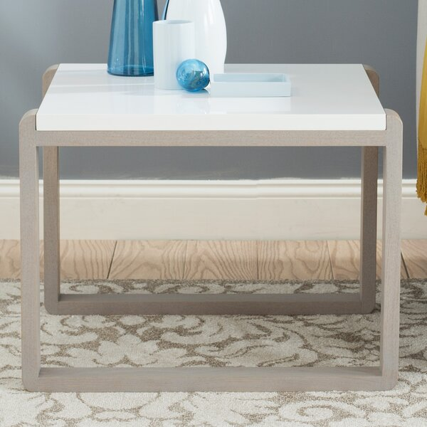 Montana Lacquer End Table by Ivy Bronx