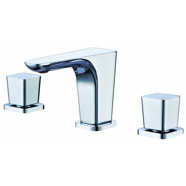 Widespread Bathroom Faucet by Alfi Brand