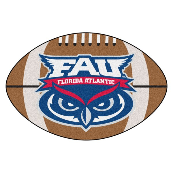 NCAA Florida Atlantic University Football Mat by FANMATS