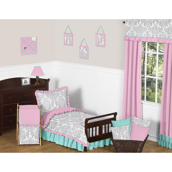 Skylar 5 Piece Toddler Bedding Set by Sweet Jojo Designs
