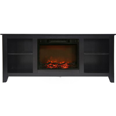 com brilliant electric bobs tv fireplace cuboshost in new adamhosmer regarding stand furniture
