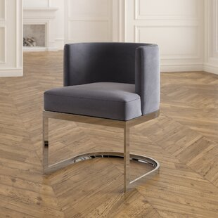 Hobson Upholstered Dining Chair Great buy