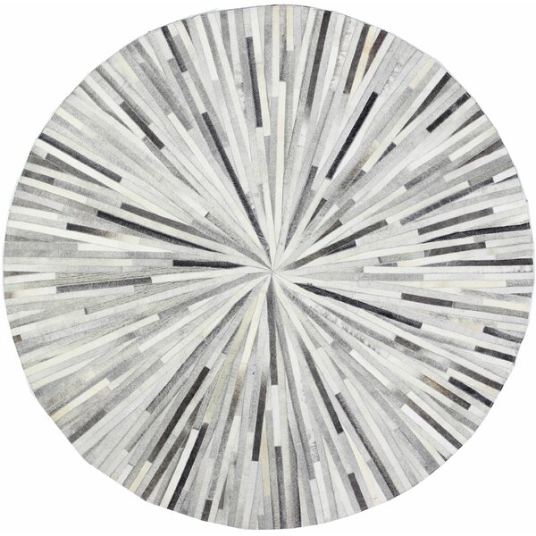 Sedalia Handmade Grey Area Rug by Trent Austin Design