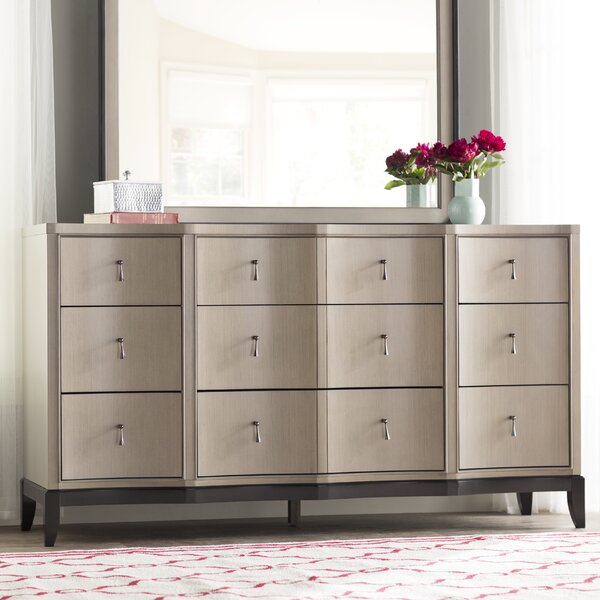 Bonifácio 9 Drawer Double Dresser by Willa Arlo Interiors