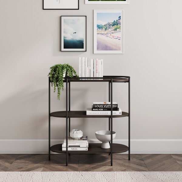 Affordable Price Wilmington Etagere Bookcase by 17 Stories