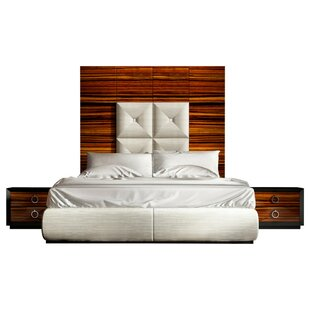 Huggins Panel 3 Piece Bedroom Set By Latitude Run