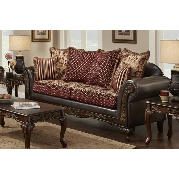 Dashing Duclos Sofa by Astoria Grand by Astoria Grand