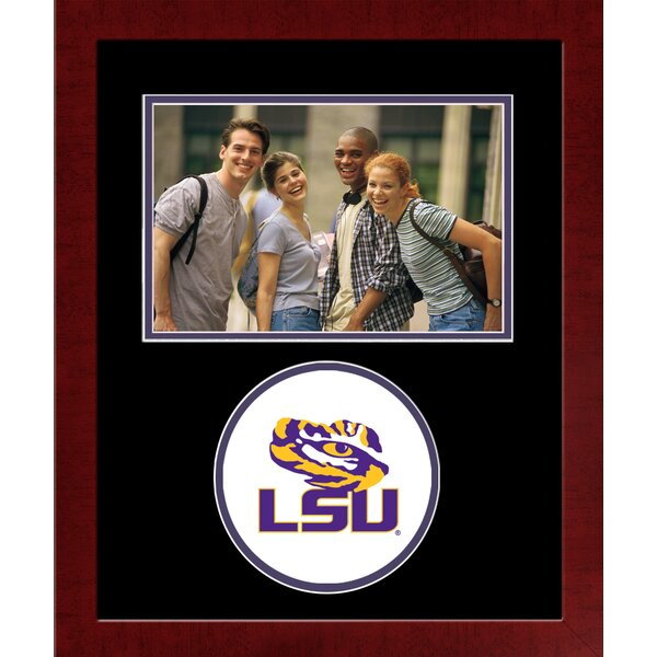 NCAA Louisiana State University Picture Framed by Campus Images
