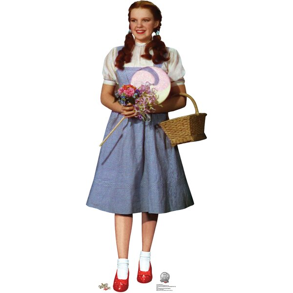 Dorothy - Wizard of Oz 75th Anniversary Cardboard Standup by Advanced Graphics