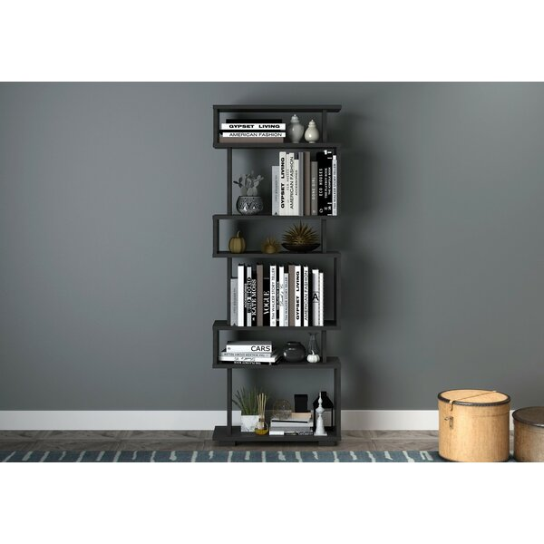 Jalapa Pandora Bookcase By Ebern Designs