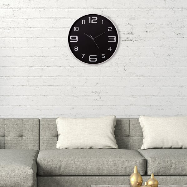 Weinert 18 Wall Clock by Orren Ellis