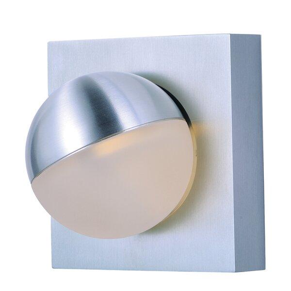Mahpee 1-Light LED Flush Mount by Brayden Studio