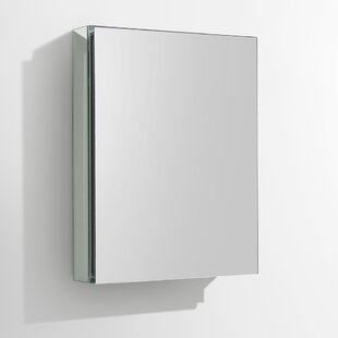19.88 x 26.13 Surface Mount or Recessed Medicine Cabinet Fresca