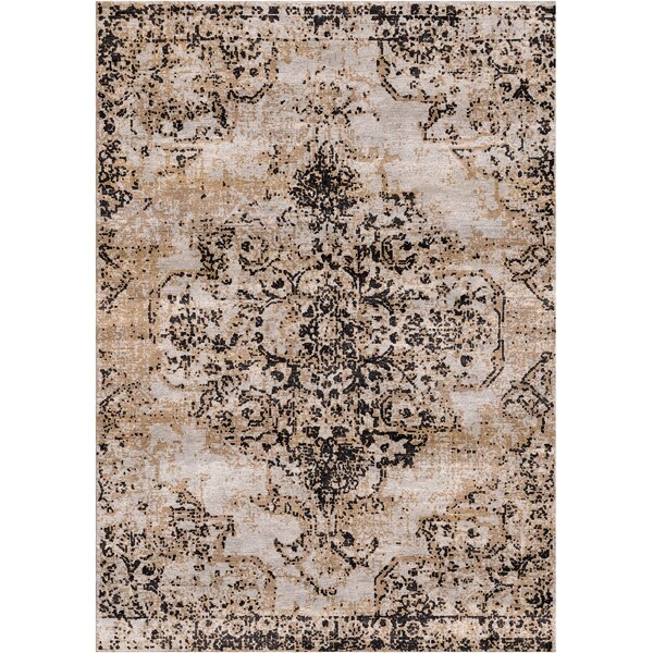Aliza Handloom Beige Area Rug by Bungalow Rose